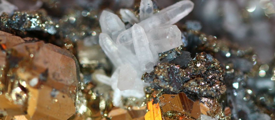 Atelier expo-vente de cristaux, pierres naturelles, gemmes